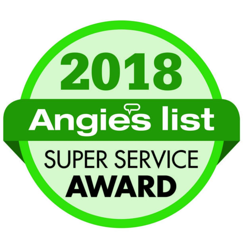 2018 award for best home inspection service